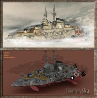 Dreadnought by Ivanuss
