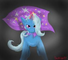 I Am Great And Powerful by SaintsSister47
