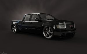 GMC Low Rider by 3DEricDesign