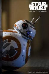 BB8 - Star Wars The Force Awakens by torreoso