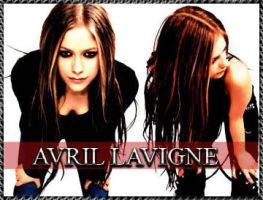 Avril Lavigne by ninarose