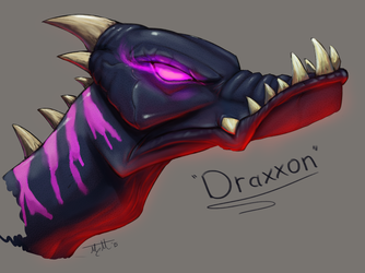 Fun with Drakes and Wyverns: Draxxon! by umbrafox