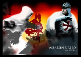 assassins creed by KRIZ507