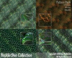 Reptile-Skin Collection by ML-Worlds