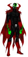 Spawn by shorterazer