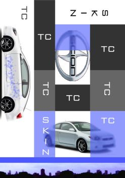 Scion Skin Design TC by Veton
