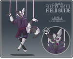 045 - Leopold - Living Marionette by Mythka