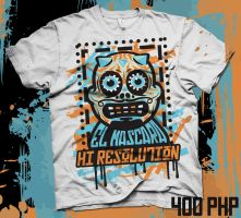 El Mascara by AVZoffcial