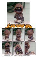 Jawa Custom DIY Toy by Barnlord