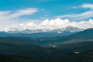 Mountain HDR 6 by Chillstice