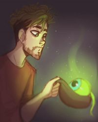 septiceye sam by Tamaytka