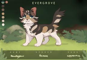 EG: Tawnypaw by rainfalle