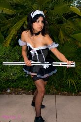 sasuke maid cross over? by MyCosPlayPhotos
