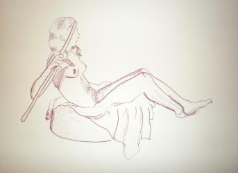 Figure Study 4 by FaceTrip