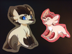 Imps Magnets by Nestly