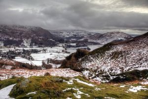 Grasmere from Silver How by pjones747