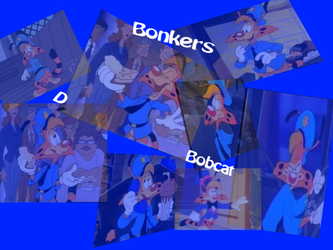 bonkers wallpaper by disneylouis