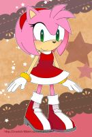 Amy postcard by Crystal-Ribbon