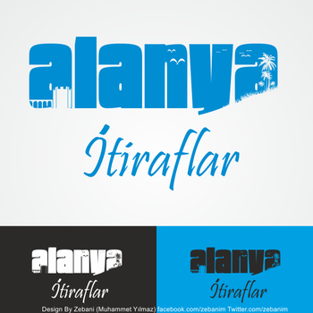Alanya tiraflar Logo by Zebanim by zebanim