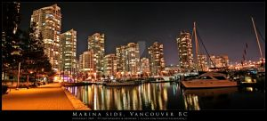 Vancouver Marinaside by tt83x