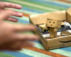 Welcome Danbo by alakPaKid