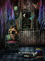 CHILD'S ROOM by aspius