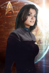 CSO Vanya | Star Trek: Theurgy by Auctor-Lucan