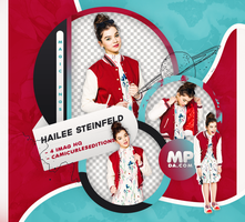 PACK PNG 820| HAILEE STEINFELD by MAGIC-PNGS