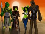Hausofdye group commission by lonelion4ever
