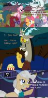 Discord is apperantly part pony. by DJShifty366