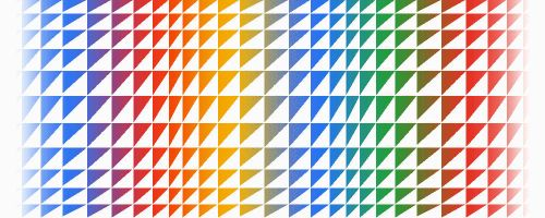 Google Doodle for Bridget Riley by robbieierubino