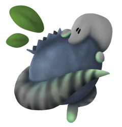 [GIFT] Egg Obj Hold For Zincuddlefish by lichcrow