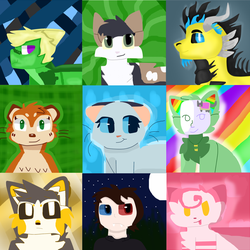 Lineless Icon Batch by Kaymilton