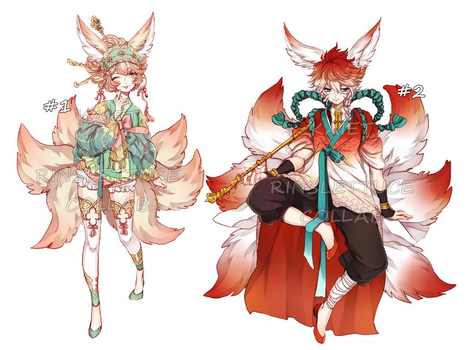 Collab adoptable auction [CLOSED] by Kaiet