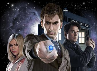 Doctor Who by bronze-dragonrider