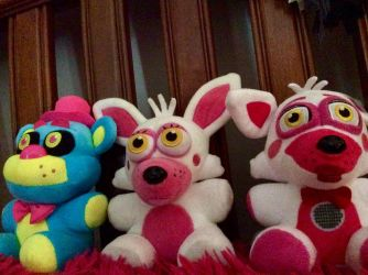 Here Is My Meager Plushie Collection by aXELZ-dAYDREAMZ