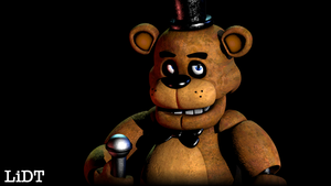 Freddy V8 by Lettuce-Boi