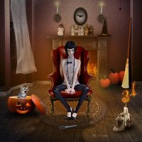 My Halloween by DjAnel