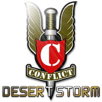 Conflict Desert Storm Custom Icon by thedoctor45