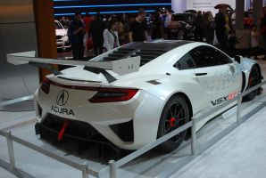 ACURA NSX GT3 Race Car (II) by HardRocker78