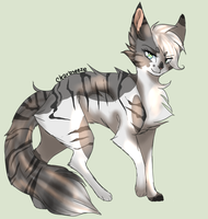 Ivypool by clearbreeze