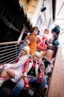 TEKKEN 6 - The Girls by roxwindy