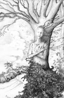 Guardian of the Forest by Tara by taralse