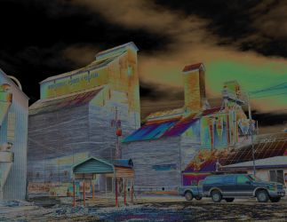 General Feed and Grain, Bonner's Ferry, Idaho 3 by quintmckown