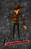 Friday the 13th: TAS - Freddy Krueger by NoDiceMike