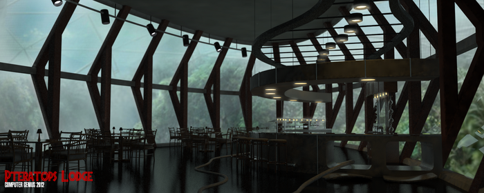 Pteratops Lodge by ComputerGenius