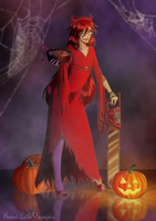 This Is Grelloween by SweetLittleVampire