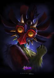 Skull Kid by sixfrid