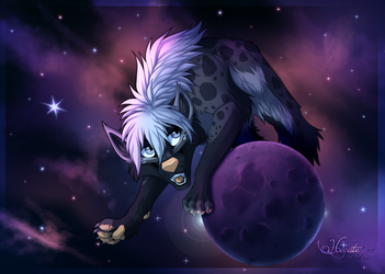 univer's hyena by hecatehell