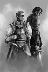 Watchers' lottery Prize: Gunter and Deiter by fee-absinthe